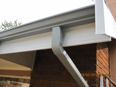 Gutter Down Pipes Hopper Boxes And Funnels For Rain Water