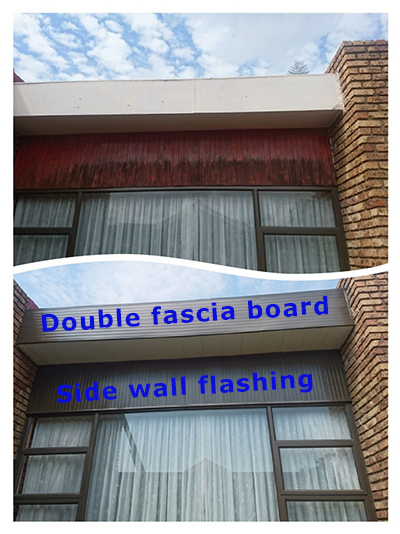Seamless Barge Boards Amp Fascia S