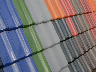 Tin And Tiled Roof Paint Colours