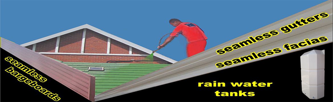 Seamless Gutters, Bargeboards & Fascia ceilings