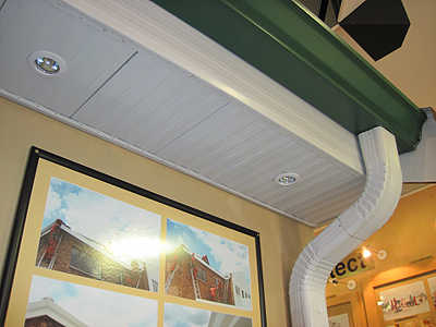 Outdoor Fascia Ceilings